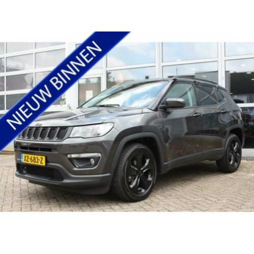 Jeep Compass 1.4 MultiAir Limited NIGHT EAGLE wordt verwacht