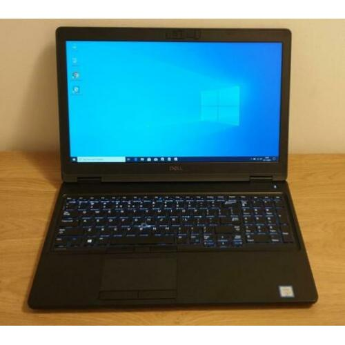 Garantie 6-21 Dell Latitude 5580 Core i5-6300+16GB+256SSD+B2