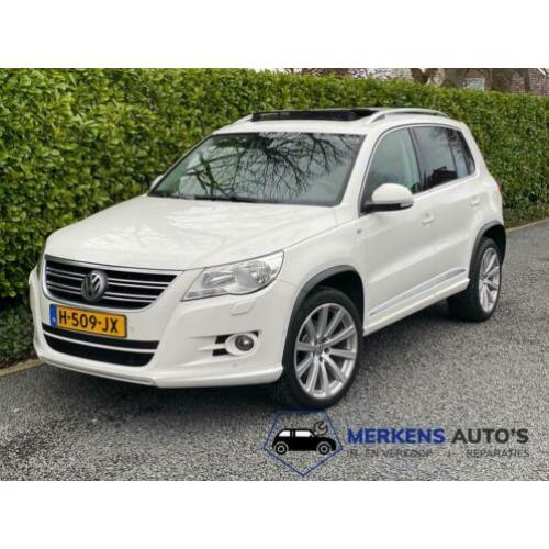 Volkswagen Tiguan 1.4 TSI Sport&Style 4motion R-line Edition