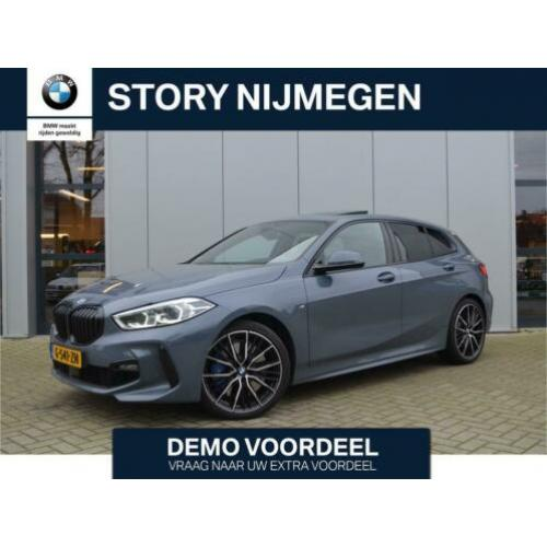 BMW 1 Serie 118i High Executive Edition (bj 2020, automaat)