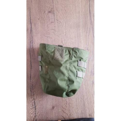 Warrior Elite Ops Large Rollup Dump Pouch