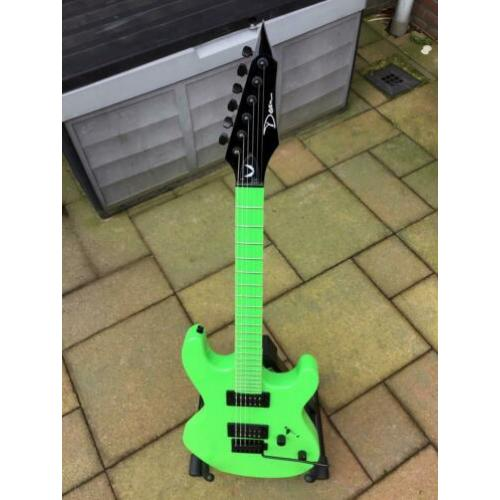 Dean Guitars Custom Zone NG