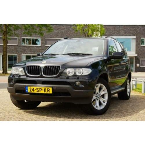 Bmw X5 3.0D High EXE AUT 2006 NL Auto