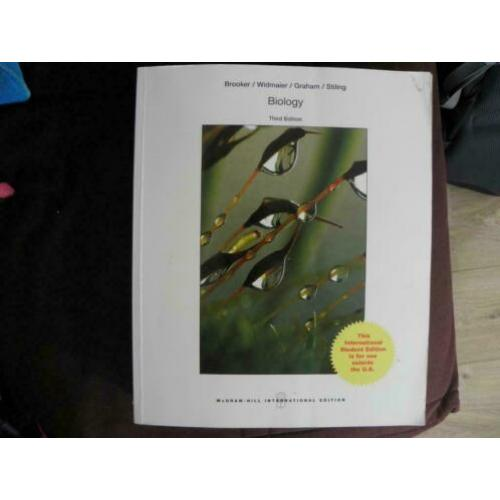 ISBN 9789814581851, Biology, third edition, ZGAN,