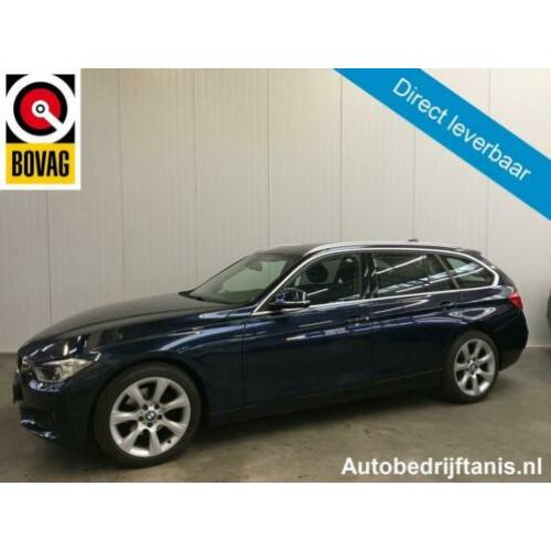 BMW 3 Serie Touring 320D HIGH EXECUTIVE 184PK NAVI-LEDER-XEN