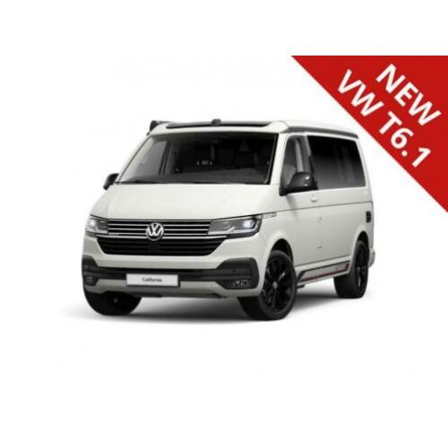 Volkswagen California Ocean EDITION VW T6.1 DSG 150PK 4MOTIO