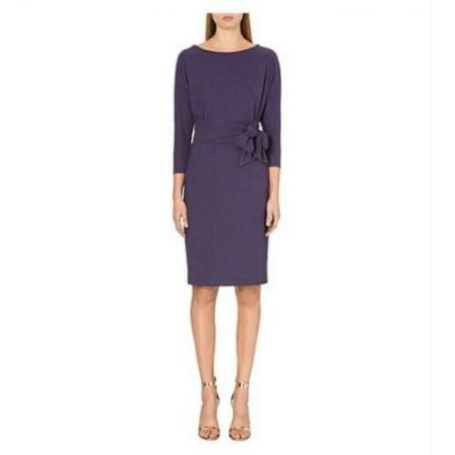 LaDress by Simone jurk Caroline dark purple size S/M