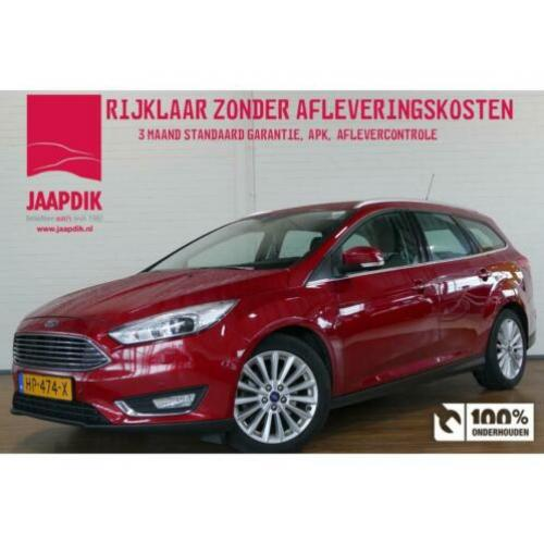 Ford Focus Wagon 2.0 TDCI 150 PK Titanium Edition CLIMA / CR