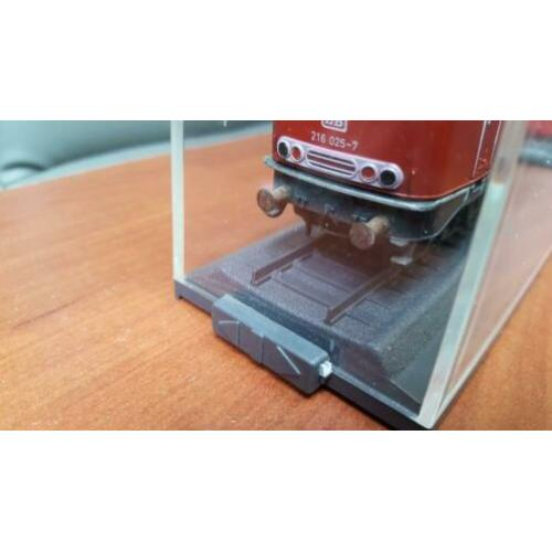 Display case HO - Vitrine box