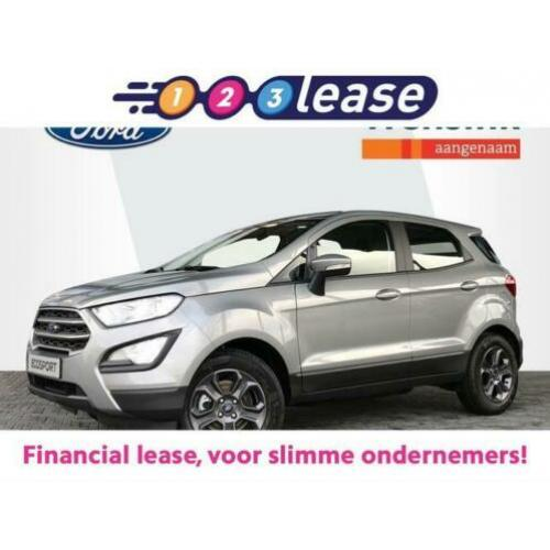 v.a. € 334 p/m | Ford EcoSport 1.0 EcoBoost Connected