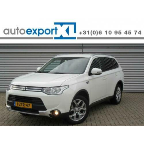 Mitsubishi Outlander 2.0 PHEV Business Edition X-Line | incl