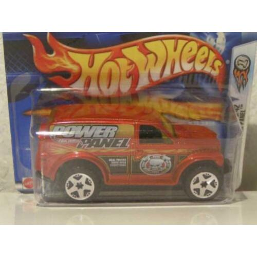 Partij 5 hot wheels 2002 2003 nr4