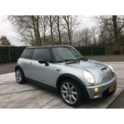 Mini Cooper S 2003 Volle opties