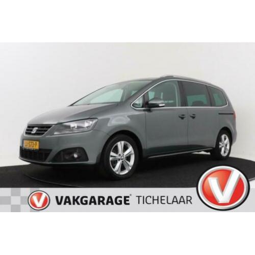 SEAT Alhambra 1.4 TSI Style Connect | 7p | Elek. schuifdeur
