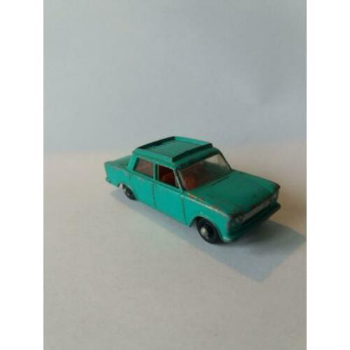Lesney Matchbox no 56, FIAT 1500 (1965).