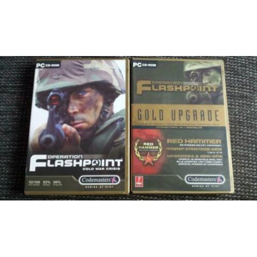 Operation flashpoint cold war crisis gold edition