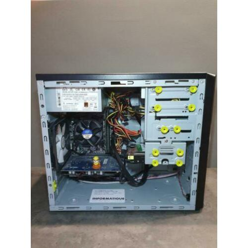 Office/Game PC Lite - i5 4670 - 8Gb - 2Tb