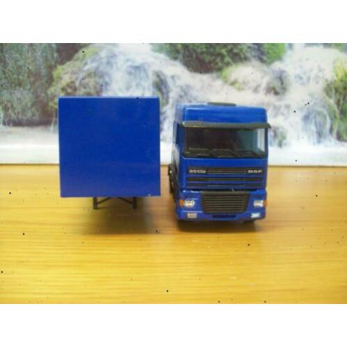 Lion Toys - Daf 95 XF - Aquarius - Olympic Games - in doos