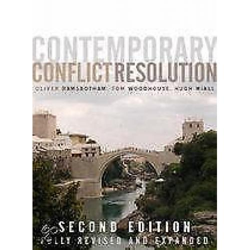Contemporary Conflict Resolution 9780745632124