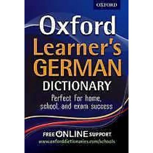 Oxford Learners German Dictionary 9780199127474