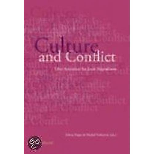 Culture and conflict 9789052602875